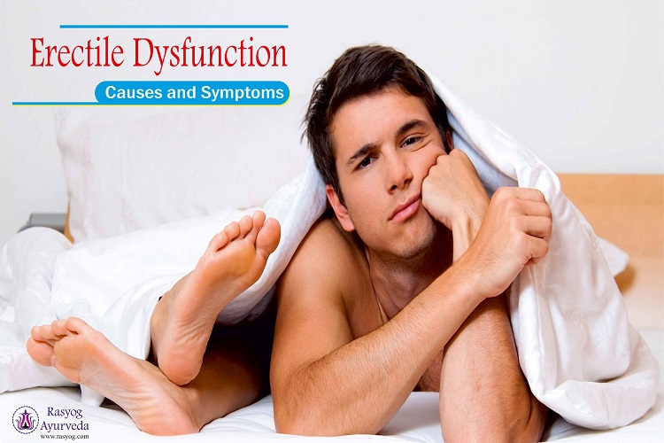 erectile dysfunction causes and symptoms