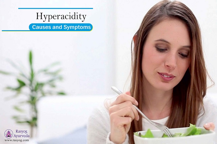 hyperacidity causes and symptoms
