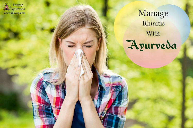 rhinitis cure and medicine